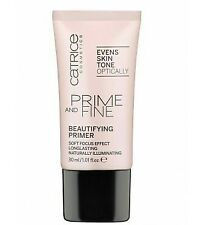 Catrice Cosmetics Prime And Fine Beautifying Primer. 30 ml/ NET 1.01 fl.oz