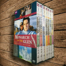 MONARCH OF THE GLEN Complete Series Seasons 1-7 DVD Fast shipping Priority Mail