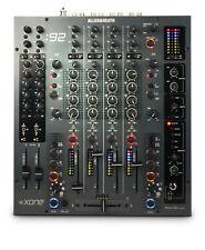 Allen & Heath Xone:92 - Professional 6-Channel Club/DJ Mixer