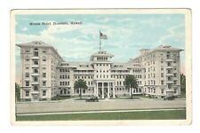 Moana Hotel Honolulu Hawaii Vintage Postcard AF104