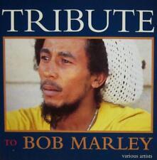 Various Reggae(CD Album)Tribute To Bob Marley-Trojan-CDTRL 332-UK-1994-New