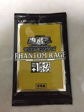 Yu-Gi-Oh Card Phantom Rage +1 Special pack Promo Limited PHRA
