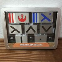 Disney Parks Star Wars Galaxy's Edge Resistance Rank Badge Set