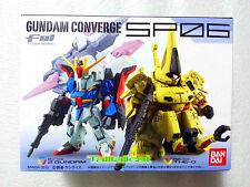 Bandai FW Gundam Converge SP 06 Set Z Gundam & The-O