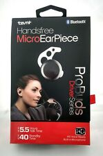 TZUMI Handsfree Micro Earpiece  Bluetooth ProBuds Driver Series    headset 3763B
