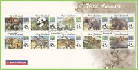 New Zealand 1994 Wildlife set First Day Cover