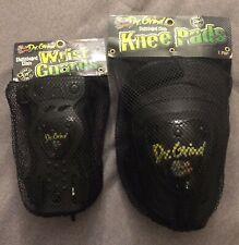 Dr. Grind Knee Pads & Wrist Guards Large Size 630319961015