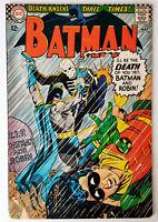 Batman #180 Silver Age DC Comics Robert Kanigher VG