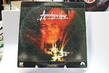 Apocalypse Now (1979) Laserdisc 1997
