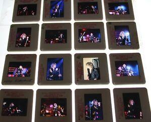 Ozzy Osbourne VINTAGE LOT OF 35MM SLIDE TRANSPARENCY PHOTO