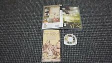 Sony PSP/Playstation Portable Popolocrois Tested & Working