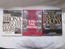 3 BRONX NY HISTORY ONLY YESTERDAY BEAUTIFUL & INNOCENT YEARS ULTAN & HERMALYN