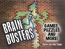 NEW Brain Busters: Games, Puzzles and More! (Dover Children's Activity Books)