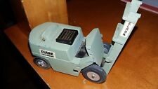VINTAGE WEST GERMANY RW MODELL CLARK C500-Y40D Equipment FORKLIFT TOY TRUCK