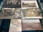 WWI Original Post Card Group Lot Of 5 Military Germany