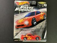 Hot Wheels JLS Mazda RX7 FD Fast and Furious GBW75-956F 1/64