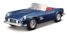FERRARI 250 GT CALIFORNIA CABRIOLET 1:24 Scale Diecast Car Model Die Cast Spider