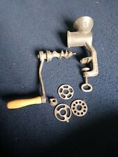 Vintage  Manual Meat Mincer - Made in England