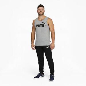 PUMA Men's Essentials Logo Sweatpants