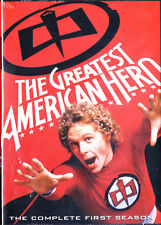 The Greatest American Hero - Season 1 (DVD, 2010, 2-Disc Set)  New