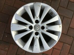 "CITROEN C4 PICASSO / GRAND PICASSO 16"" RONAL ALLOY WHEEL RIM 9683593280 #1"