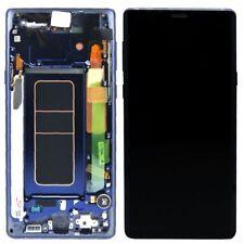 Samsung Écran LCD Ensemble complet Gh97-22269b Bleu pour Galaxy Note 9 N960f