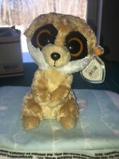 Ty Beanie Boos - Rebel the Meerkat (6 Inch) New - with Tags