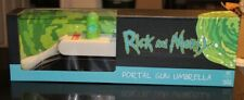 Rick and Morty Portal Gun Umbrella - New