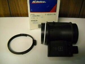 213-176 AC Delco Mass Air Flow Sensor for 1987-1989 GM cars (GM # 25007877)