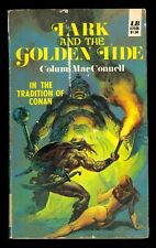 Tark And The Golden Tide Colum MacConnell Leisure 1977 1st PB Conan Homage VG-