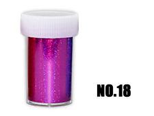 Magic Transfer Nailart Effekt Folie Lila-Pink RNAA 26-18
