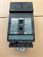 HJA36090 Square D PowerPact HJ 90 amp 600 volt 3 pole I Line Circuit Breaker NEW
