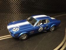 Pioneer ranura de coche nuevo sin caja de 1968 Trans-Am Mustang 'Bill Maier' - Scalextric compuesta