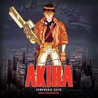 GEINOH OST/YAMASHIROGUMI - AKIRA-SYMPHONIC SUITE  2 VINYL LP NEU