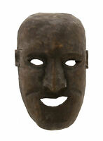 Maschera Nepal De L'Himalaya Sciamano-Monpa Gurung Mask 4015 W1