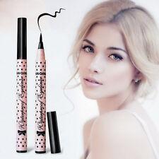 Durable Eyeliner Yeux Liquide Paupieres Liner Cosmétique Maquillage Waterproof