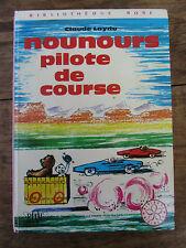 NOUNOURS PILOTE DE COURSE PAR CLAUDE LAYDU 1972