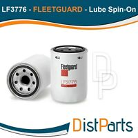 LF3776 Fleetguard Lube Spin-On, (Pack of 2) Replaces D87Z-6731-A
