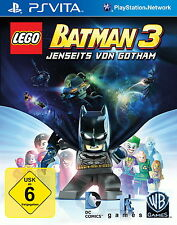 LEGO Batman 3 - Jenseits von Gotham (Sony PlayStation Vita, 2014, Keep Case)