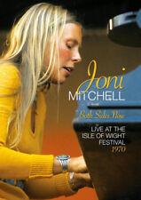 Joni Mitchell: Both Sides Now - Live at the Isle of Wight... DVD (2018) Joni