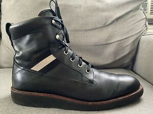BALLY Vadrel Boots Men's Size US 11.5 D
