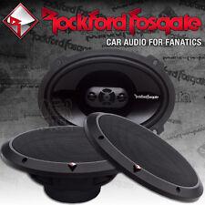 "Rockford Fosgate Punch P1 P1694 15x23cm (6x9"") oval Quadax Lautsprecher Paar"