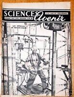 SCIENCES ET AVENIR N° 49 - MARS 1951 - PETROLE