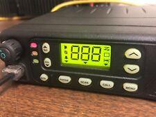 Motorola GTX 900MHz Mobile Ham Radio Free Programming includes Microphone