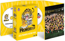 AFL 2020 Premiers Victory Pack Richmond Tigers Region 4 DVD in Stock