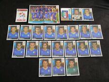 ITALIE ITALY ITALIA  Equipe team Complete panini EURO 2008 UEFA