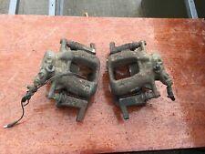 PEUGEOT 407 TRW FRONT BRAKE CALIPER LEFT RIGHT HAND SIDE PAIR