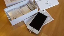 Apple iPhone 5s 16GB Gold / simlockfrei + brandingfrei + iCloudfrei  / WIE NEU