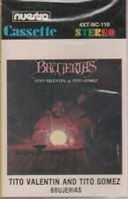 Tito Valentin Tito Gomez - Brujerias  Rare New Cassette - 1217