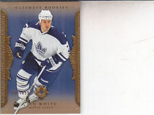 IAN WHITE 2006-07 ULTIMATE COLLECTION HOCKEY 285/699